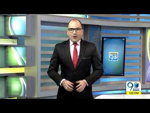 Titulares Noticiero 90 Minutos lunes 10 de junio de 2019