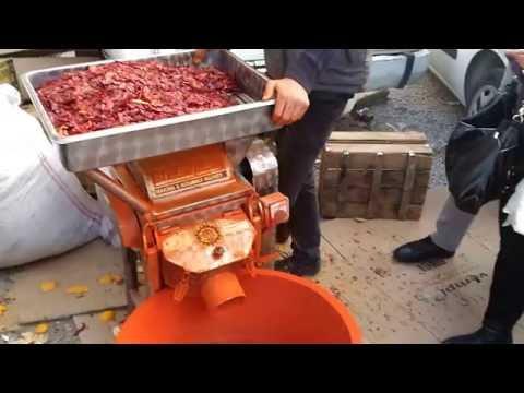 Kırmızı Pul Biber Çekimi Nasıl Yapılır?