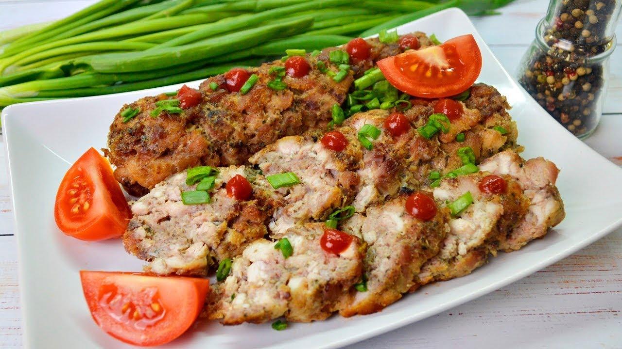Вкусный и простой рецепт домашней колбасы в фольге