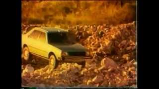 Renault 18 TX 1981 advert ARG