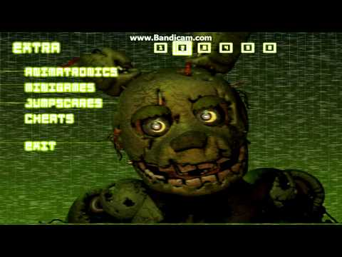 Download fnaf 3 official full guide 2015 extra mode and night 1 no