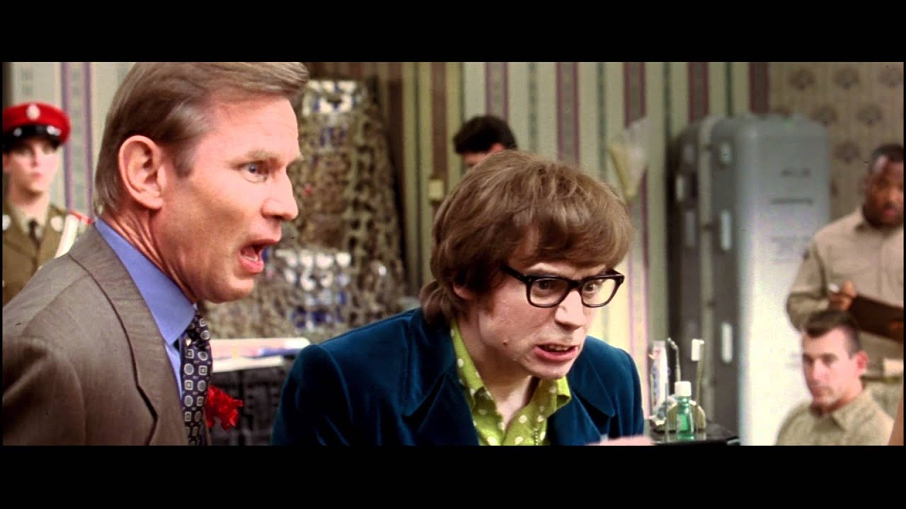 Sexy quotes from austin powers