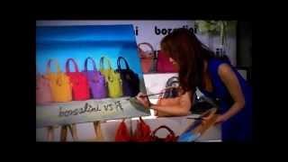 borsalini 時尚代言人陳庭妮出席 2013春夏新品上市記者會
