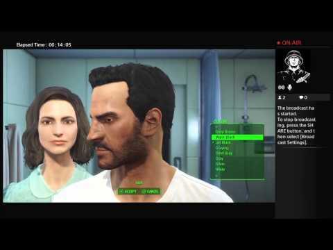 Fallout 4 1st veg session