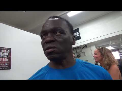 'YOU CAN'T LEARN HOW TO BOX IN 3 OR 4 F***ING MONTHS!' - JEFF MAYWEATHER ON MAYWEATHER-McGREGOR
