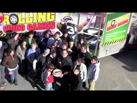 Rolling Video Games Nashville - The Ultimate Mobile Video Game Theater