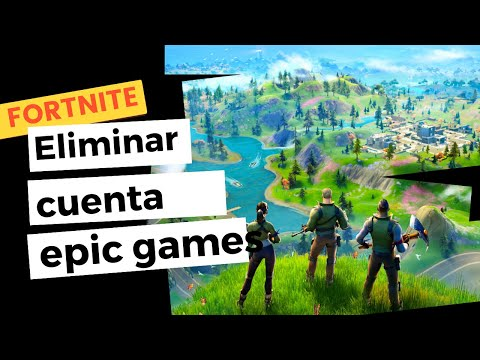 How to delete my epic games fortnite account from YouTube · Duration:  5 minutes 7 seconds