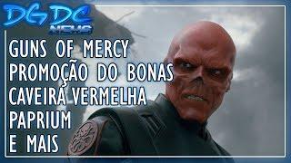Guns of Mercy, Promoção do Bonas, Caveira Vermelha, Paprium e Mais - DGDC NEWS #188