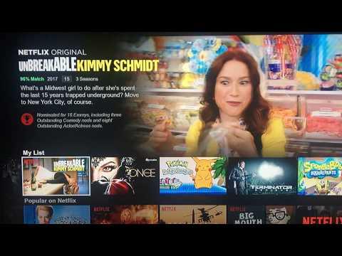 ASMR Netflix Favs  and Tell