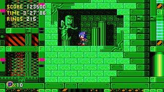Sonic CD 2011 (X360) Statue Saviour Achievement
