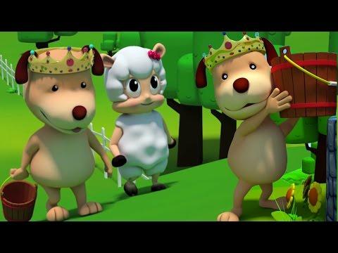 Jack và jill | bài hát giáo dục mầm non | trẻ em vần | Rhymes For Babies | Kids Music | Jack & Jill