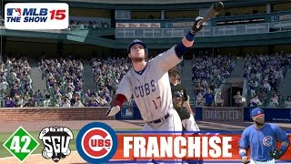 MLB 15: The Show (PS4) Chicago Cubs Franchise - EP42
