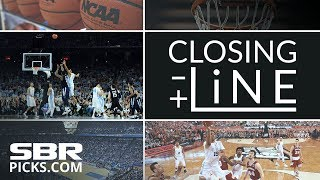 Free NCAAB Picks & Betting Odds Report | Analyzing Saturday's College Hoops | The Closing Line thumbnail
