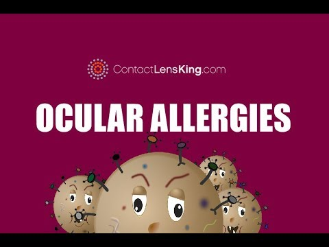 Allergic Conjunctivitis | Eye Allergy Symptoms, Causes And Treatment