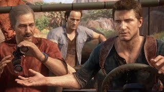 Uncharted 4 : A Thief's End - Extrait du niveau de Madagascar