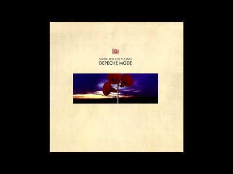 Depeche Mode - Music For The Masses [FULL ALBUM]