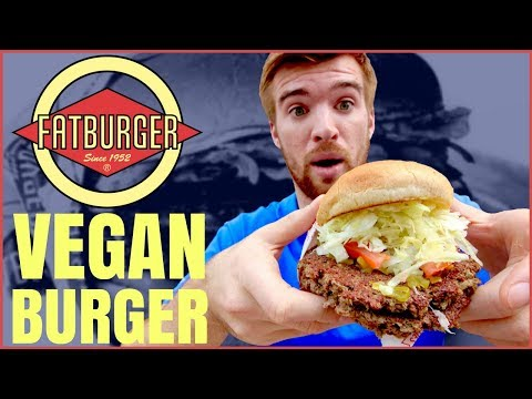 FAT BURGER GOES VEGAN WITH THE IMPOSSIBLE BURGER