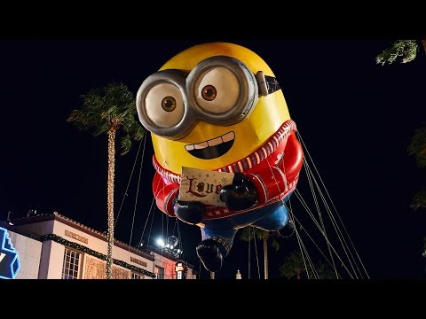 Holiday Celebrations at Universal Orlando Resort 2018