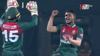 All Wickets | Bangladesh vs Zimbabwe | 4th T20 | Bangladesh Tri-Series 2019