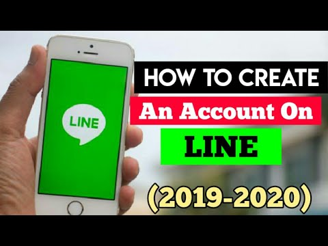 How to Create A New Line Account #linesignup