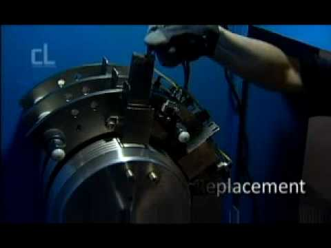 Maintenance video for wind turbine generators
