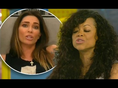 Stacy Francis confronts Jasmine Waltz after discovering she's been called 'negative' and less 'cute'