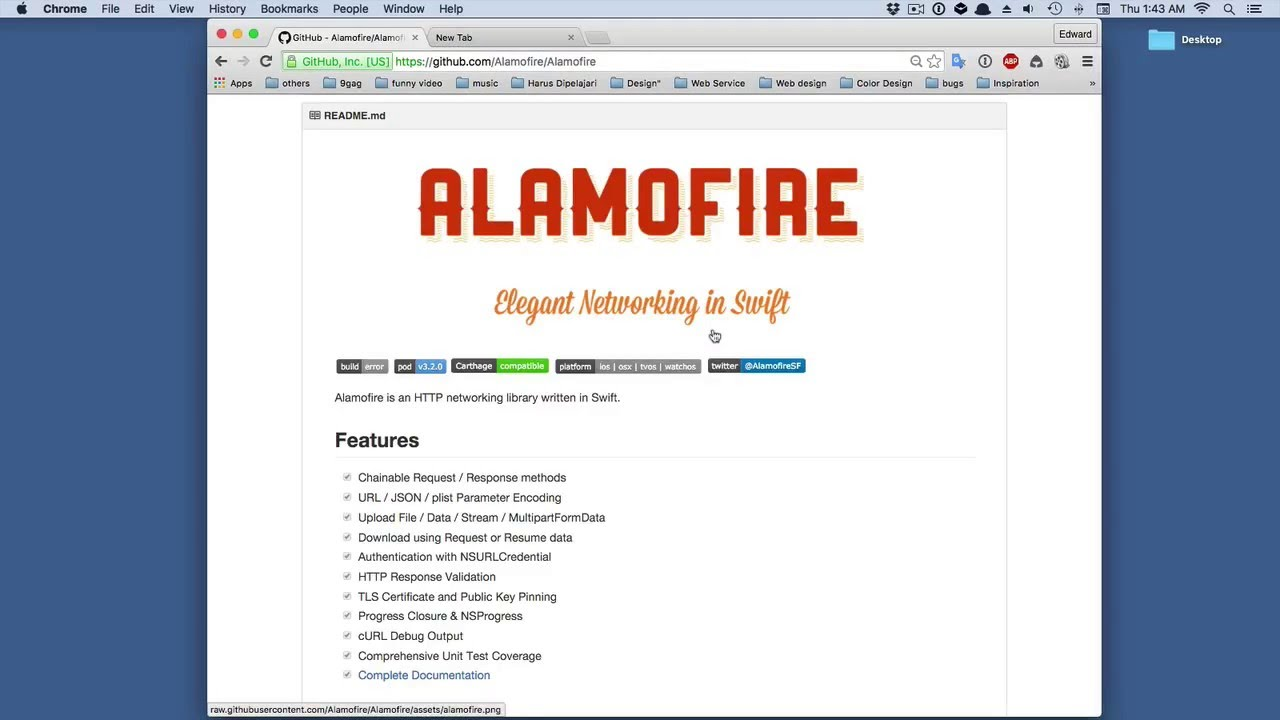 How to Pull Data From Backend Using Alamofire by Edward Anthony