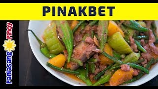 Pinakbet Recipe | How to Cook Pinkabet | Panlasang Pinoy