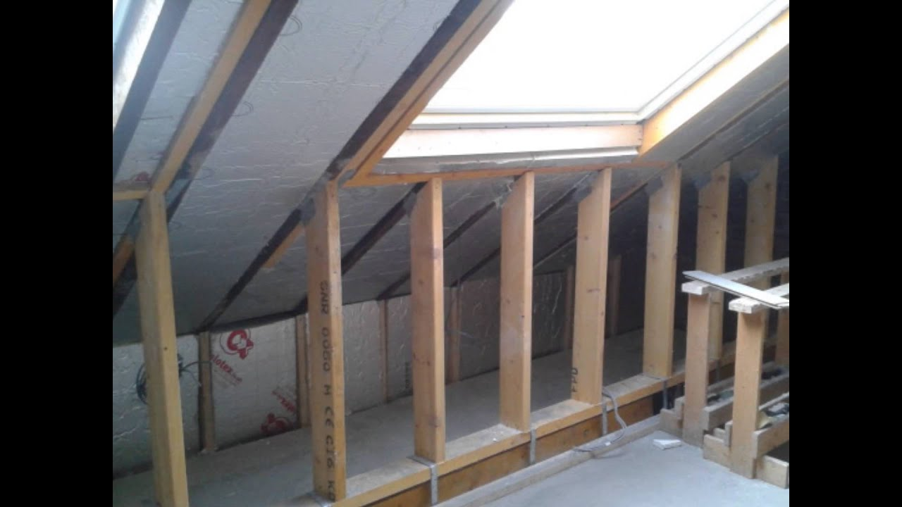 Edinburgh Amp Fife Attic Loft Conversions Velux