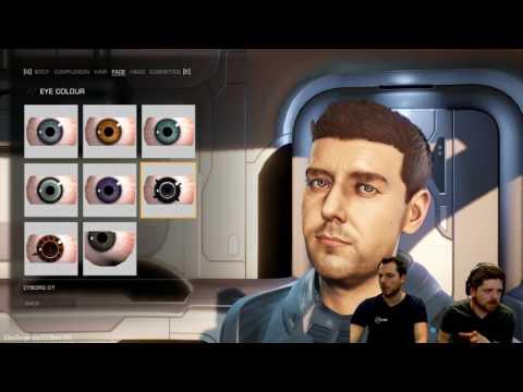 Elite Dangerous 2.3 Beta Let's Play with Adam Woods