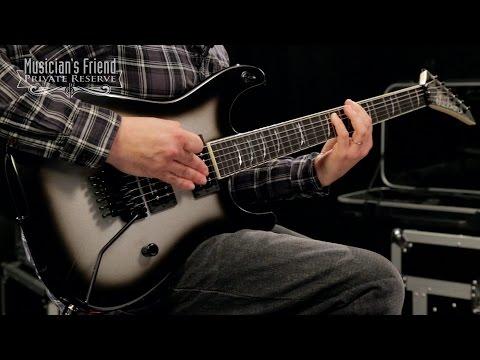 Jackson Scott Ian Signature T1000 Soloist 2H w/ Floyd Rose Electric Guitar, Ebony Fingerboard