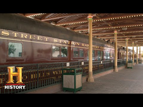 Pawn Stars: Gilded Age Pullman Train Car (Season 14) | History