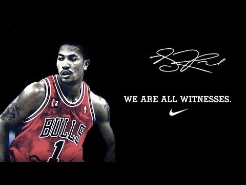64fec2e7a02c Never Before Seen Footage Of NBA Pro Derrick Rose In High School ...