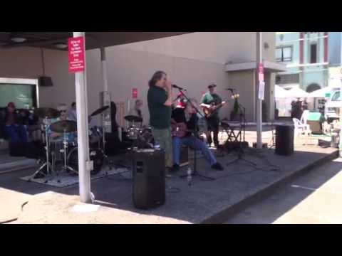 TGG4 Mark Josephs John Lawlor and Band