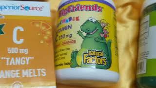 Best Kids Vitamins, vitamin C, Sugar Free, Product Comparison