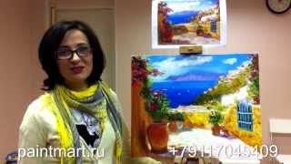масляная живопись в санкт петербурге обучение