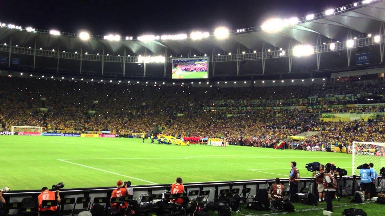 cc0fb1aff6 Hinos Nacionais - Brasil x Espanha