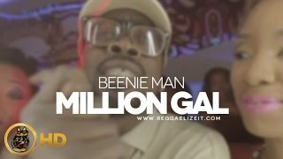 Beenie Man - Million Gal [Official Music Video HD]