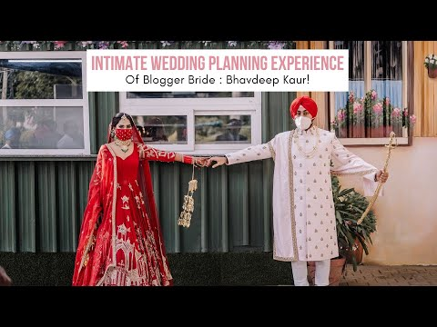 all-about-the-intimate-and-lockdown-wedding-of-fashion-blogger-bhavdeep-kaur