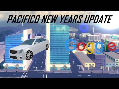 ROBLOX - Pacifico [NEW YEAR'S UPDATE!]