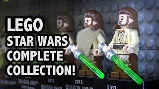 Every LEGO Star Wars Minifigure Ever Made