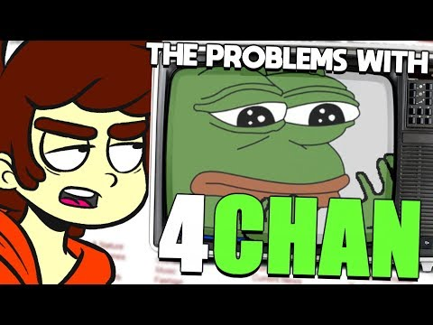 The Problems With 4chan: Raids, Memes, And More (Ft. Mumkey Jones)