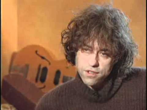 Bob Geldof 1997 Uncut Interview