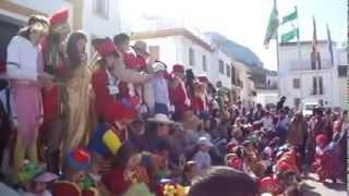 1ª Parte CARNAVAL 2012 Colegio - Ventas de Zafarraya - 20/02/12.