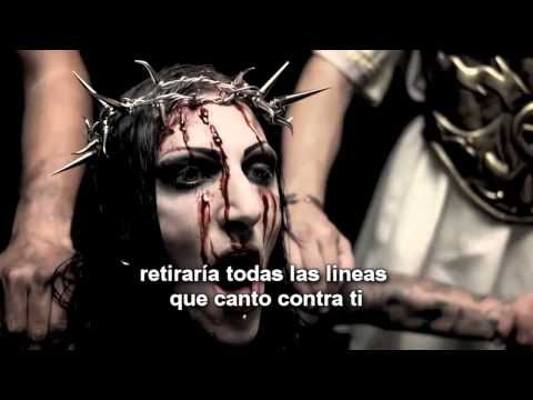 Motionless In White - Immaculate Misconception  (Español)