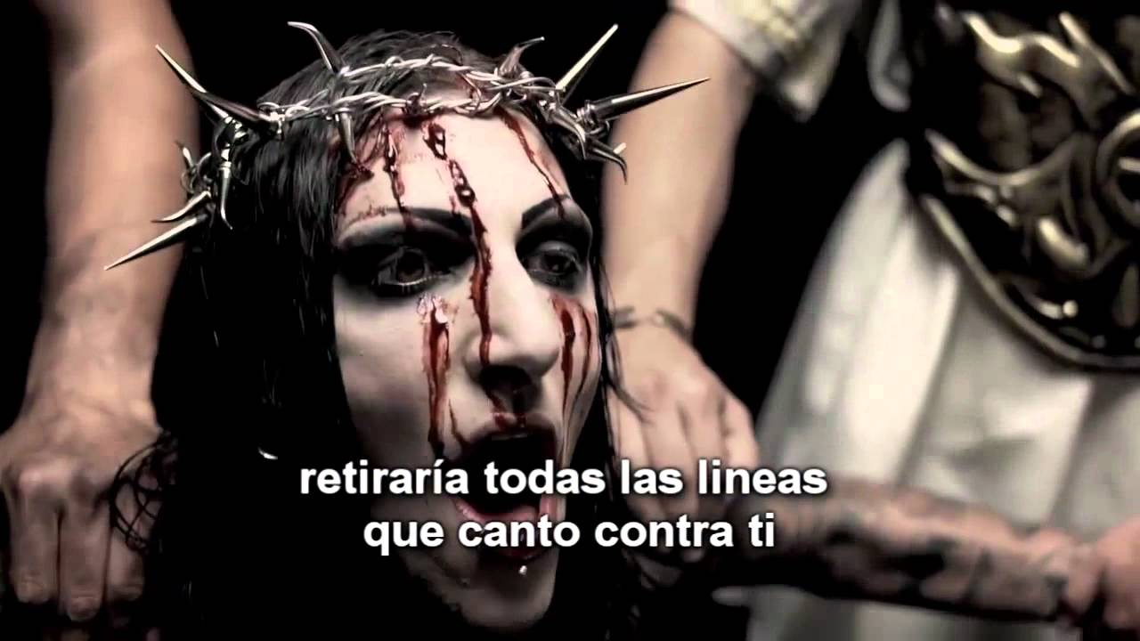 Motionless In White Immaculate Misconception Español Youtube