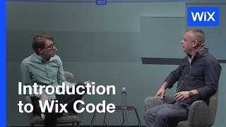 Wix Code | Creation Without Limits | Live Beta Launch thumbnail