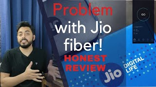 Problem with Jio Fiber | Honest Review | Why I switched Jio fiber to a Local Internet provider