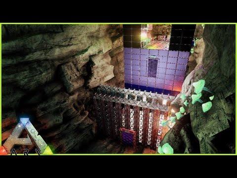 Ark Survival Evovled - Hidden Base Location + Unraidable! - The Center!