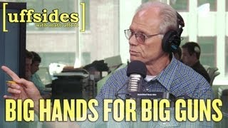 Fred Dryer: Big Guns for Big Hands - Uffsides Ep. 28 Breakout